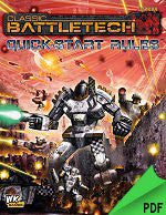 Battletech: Quick-Start Rules PDF