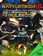 Battletech: Introductory Rulebook PDF