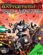 Battletech: Total Warfare Blank Record Sheets PDF