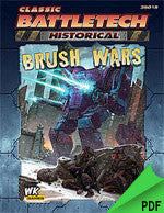 Battletech: Historical: Brush Wars PDF