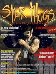 Star Thugs: The Roleplaying Game PDF