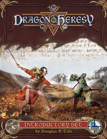 Dragon Heresy Introductory Set 5e