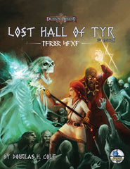 Dragon Heresy: Lost Hall of Tyr (2nd Edition) for 5e