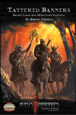 Tattered Banners - Bandit Lords and Mercenary Captains PDF