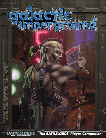Battlelords of the 23rd Century: Galactic Underground 1 PDF