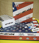 MINDFIELD, The Game of United States Military Trivia
