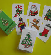 Christmas Cards Card Game