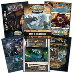 Grand Adventures Bundle! (SWADE)