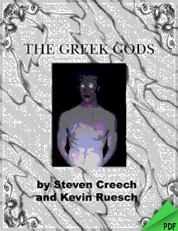Greek Gods (d20) PDF