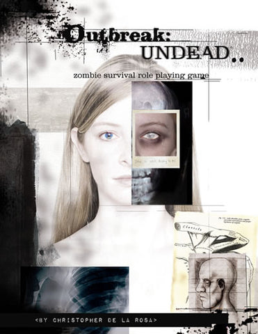 Outbreak: Undead (Book & PDF)