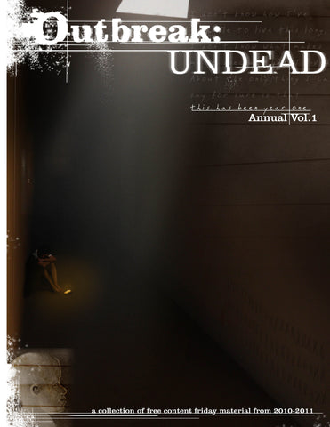 Outbreak: Undead Annual Vol.1 (2010-2011)