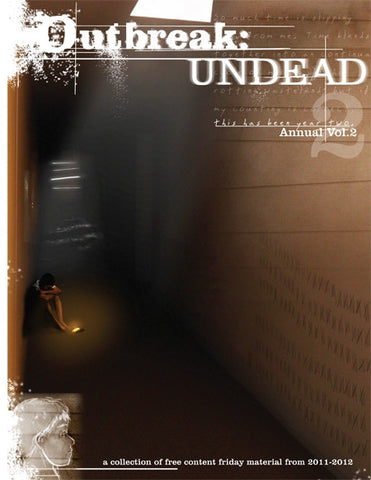 Outbreak: Undead Annual Vol.2 (2011-2012)