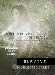 Outbreak Undead: Survive Deck