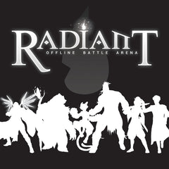 Radiant Offline Battle Arena: Core Set