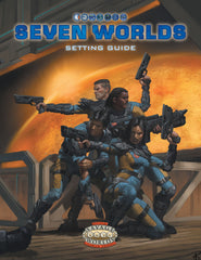 Seven Worlds Setting Guide (Book+PDF Bundle)