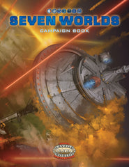 Seven Worlds Campaign Book (Book+PDF Bundle)