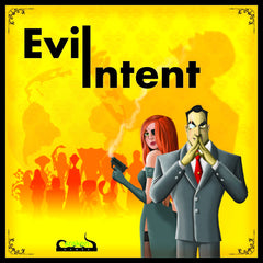 Evil Intent Boardgame
