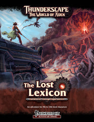 Thunderscape:  Lost Lexicon, Part 3 - Through Plague & Fire