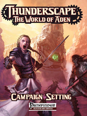 Thunderscape: World of Aden: Campaign Setting (Pathfinder)