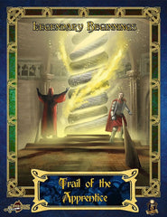 Trail of the Apprentice Adventure Path 5E