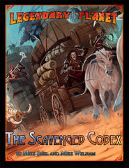 Legendary Planet: The Scavenged Codex (5E)