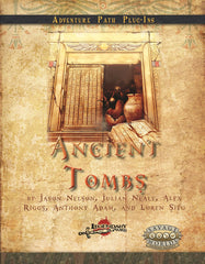 Ancient Tombs (Savage Worlds Adventure Edition)