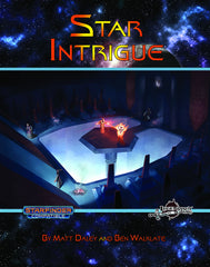 Star Intrigue (Starfinder)