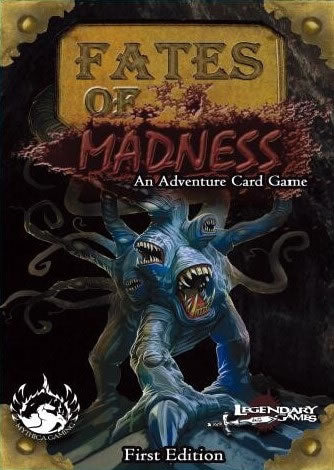 Fates of Madness Card Game