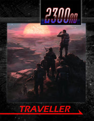 Traveller: 2300AD Core Rulebook