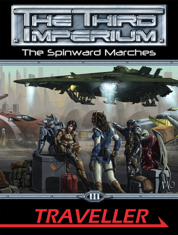 Traveller: The Third Imperium: The Spinward Marches
