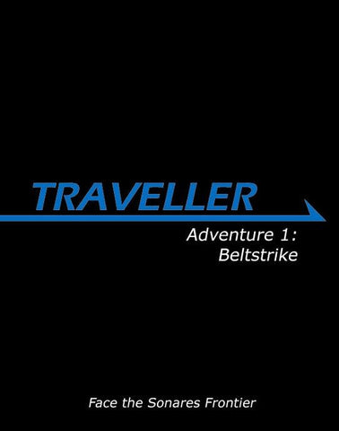 Traveller: Adventure 1: Beltstrike