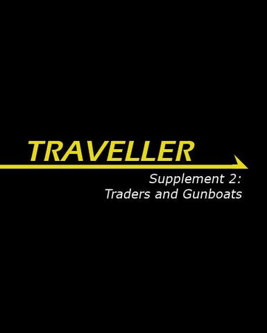 Traveller: Supplement 2: Traders and Gunboats