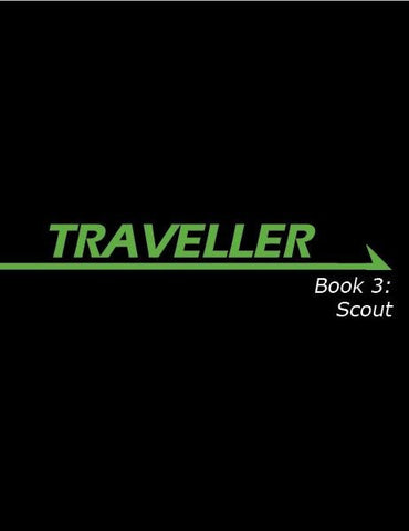 Traveller: Book 3: Scout
