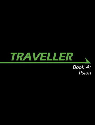Traveller: Book 4: Psion