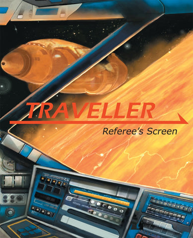Traveller: Referee's Screen