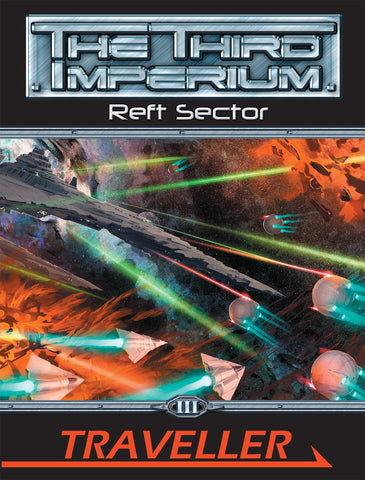 Traveller: The Third Imperium: Reft Sector