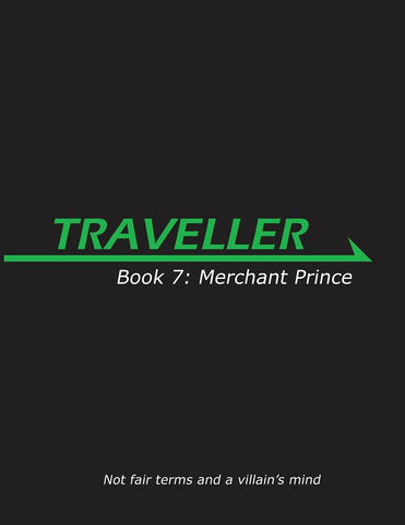 Traveller: Book 7: Merchant Prince