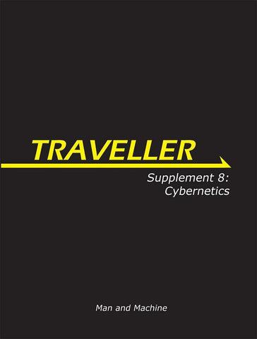 Traveller: Supplement 8: Cybernetics