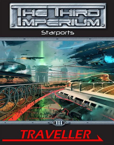 Traveller: The Third Imperium: Starports