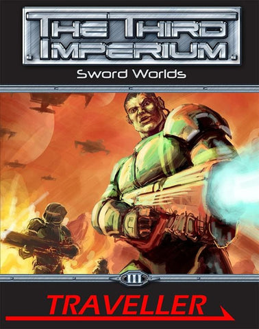 Traveller: The Third Imperium: Sword Worlds