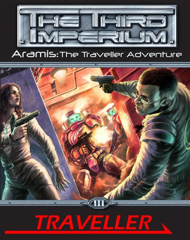 Traveller: The Third Imperium: Aramis: The Traveller Adventure