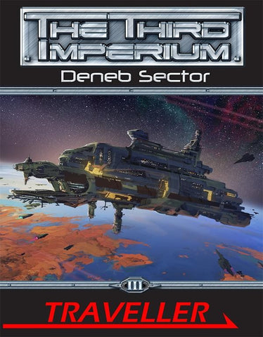 Traveller: The Third Imperium: Deneb Sector