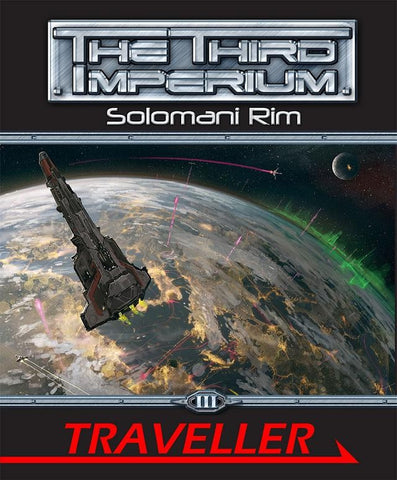 Traveller: The Third Imperium: Solomani Rim