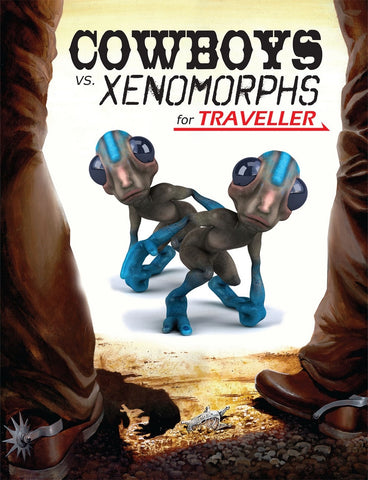 Traveller: Cowboys and Xenomorphs