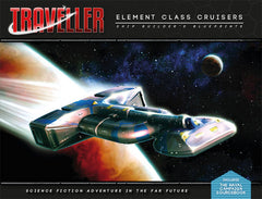 Traveller: Element Class Cruisers - Shipbuilders Blueprints