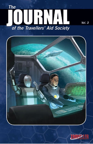 Journal of the Travellers' Aid Society Volume Three