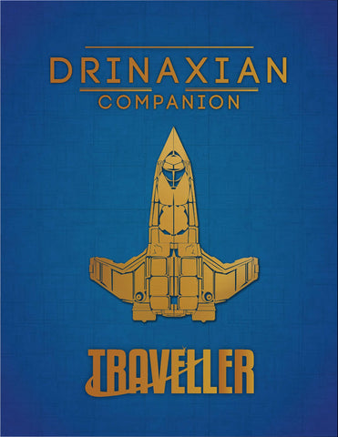 Traveller: Drinaxian Companion