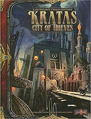 Earthdawn: Kratas City of Thieves