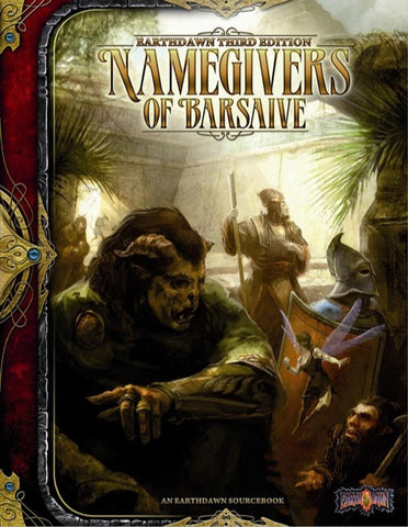 Earthdawn: Namegivers of Barsaive