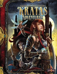 Earthdawn Third Edition: Kratas Adventures